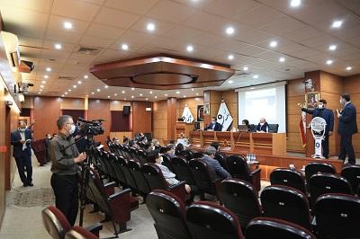 برگزاری چهارمین جشنواره قرعه کشی حساب های قرض الحسنه پس انداز بانک سینا